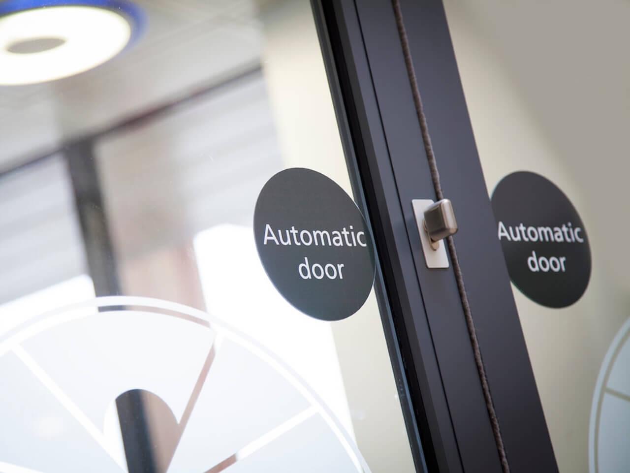 Door manifestation detailing